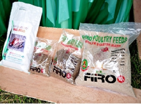 Fiiro Animal Feed